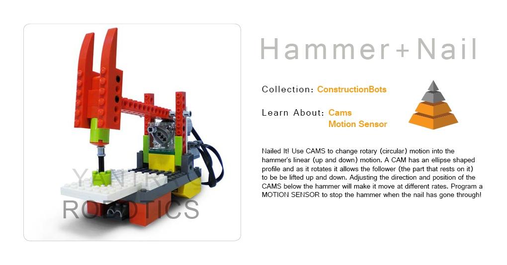 Hammer + Nail